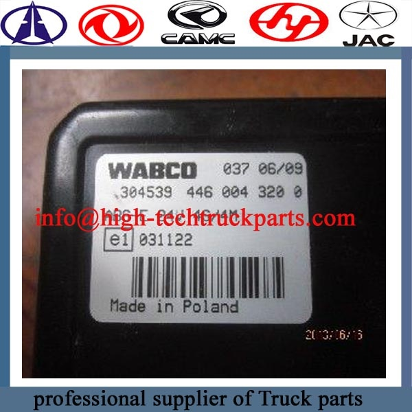 Beiben ABS ECU 500 542 011 6 Webco 446 004 320 0