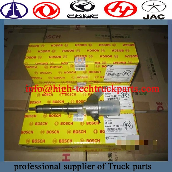 Bosch injector assembly  0445120224