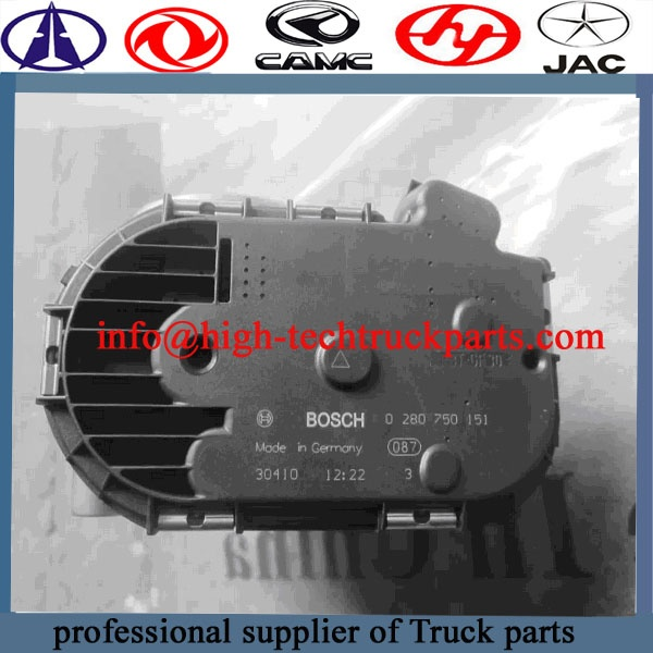 Weichai Bosch electronic throttle 028 750 151