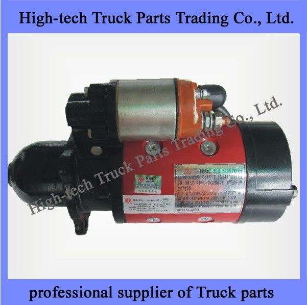 Dongfeng Truck ,Cummins engine Starter assembly 4934622(QD2707A)