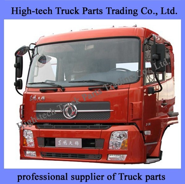 Dongfeng truck cab assembly 5000012-D95D0#31