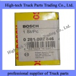Bosch Common Rail Pressure Sensor 0281002846