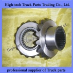 Howo truck half-shaft gear AZ9231320152